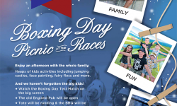 Boxing Day Picnic at the Races