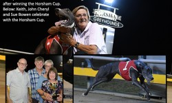 Upset in Horsham as Jimmy Newob pips perennial favourite